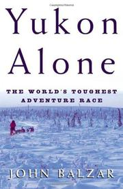 Book Cover for YUKON ALONE