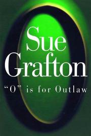 Book Cover for 'O' IS FOR OUTLAW