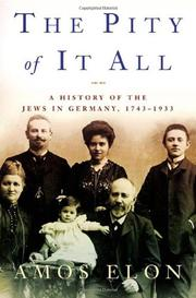 Book Cover for THE PITY OF IT ALL