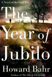 Cover art for THE YEAR OF JUBILO