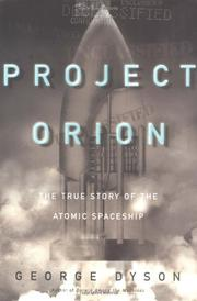 Book Cover for PROJECT ORION
