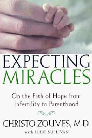 Cover art for EXPECTING MIRACLES