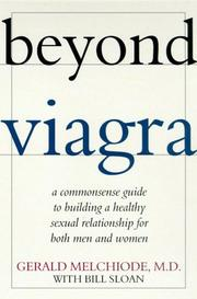 BEYOND VIAGRA by Gereald A. Melchoide
