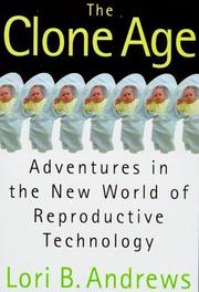 Cover art for THE CLONE AGE