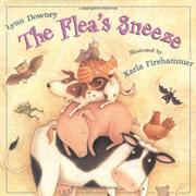 Cover art for THE FLEA'S SNEEZE