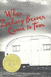 Book Cover for WHEN ZACHARY BEAVER CAME TO TOWN