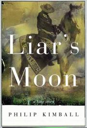 Cover art for LIAR'S MOON