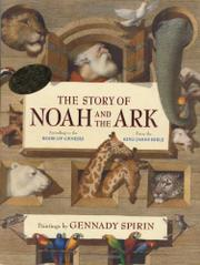 THE STORY OF NOAH AND THE ARK by King James Bible