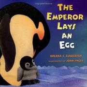 Book Cover for THE EMPEROR LAYS AN EGG