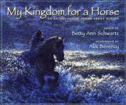 Cover art for MY KINGDOM FOR A HORSE