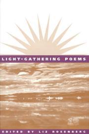 LIGHT-GATHERING POEMS by Liz--Ed. Rosenberg