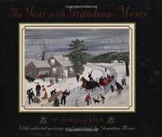 Cover art for THE YEAR WITH GRANDMA MOSES