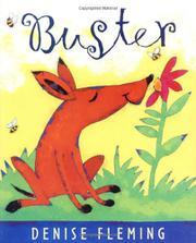 BUSTER by Denise Fleming