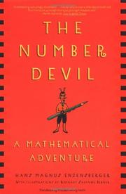 THE NUMBER DEVIL: A Mathematical Adventure by Hans Magnus Enzensberger