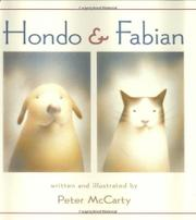 Book Cover for HONDO & FABIAN