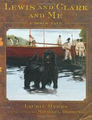 Cover art for LEWIS AND CLARK AND ME