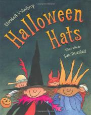 HALLOWEEN HATS by Elizabeth Winthrop