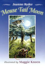 MOUSE TAIL MOON by Joanne Ryder