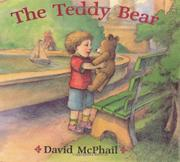 Cover art for THE TEDDY BEAR