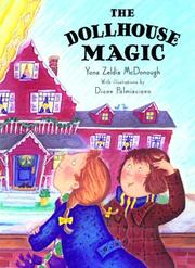 Cover art for THE DOLLHOUSE MAGIC
