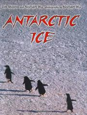 Cover art for ANTARCTIC ICE