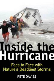 Cover art for INSIDE THE HURRICANE