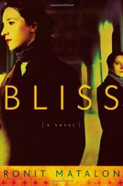 Book Cover for BLISS