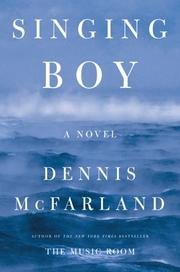 Cover art for SINGING BOY