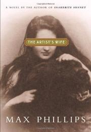 THE ARTIST'S WIFE by Max Phillips