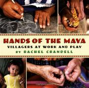 Cover art for HANDS OF THE MAYA