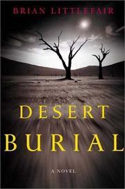 DESERT BURIAL by Brian Littlefair