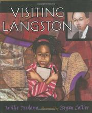 VISITING LANGSTON by Willie Perdomo