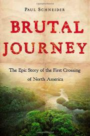 Cover art for BRUTAL JOURNEY