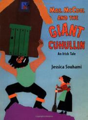 Cover art for MRS. MCCOOL AND THE GIANT CUHULLIN
