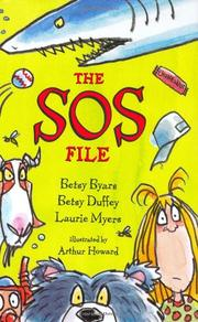 Cover art for THE SOS FILE