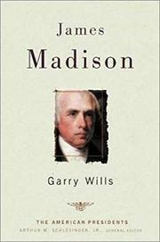 Cover art for JAMES MADISON