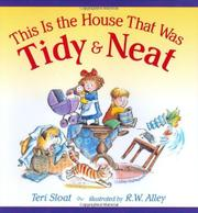 Cover art for THIS IS THE HOUSE THAT WAS TIDY & NEAT