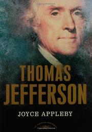 THOMAS JEFFERSON by Joyce Appleby