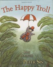 Book Cover for THE HAPPY TROLL