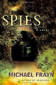 Cover art for SPIES