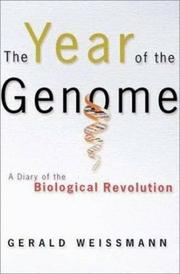 THE YEAR OF THE GENOME by Gerald Weissmann