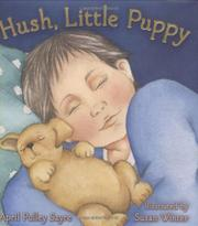 Cover art for HUSH, LITTLE PUPPY