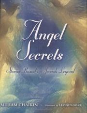 ANGEL SECRETS by Miriam Chaikin
