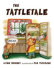 Cover art for THE TATTLETALE