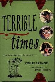 TERRIBLE TIMES by Philip Ardagh