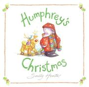 HUMPHREY'S CHRISTMAS by Sally Hunter