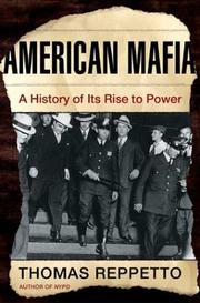 Cover art for AMERICAN MAFIA