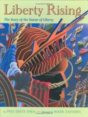 Cover art for LIBERTY RISING