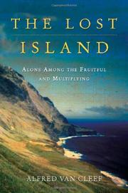 THE LOST ISLAND by Alfred van Cleef