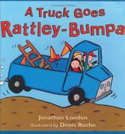 Book Cover for A TRUCK GOES RATTLEY-BUMPA